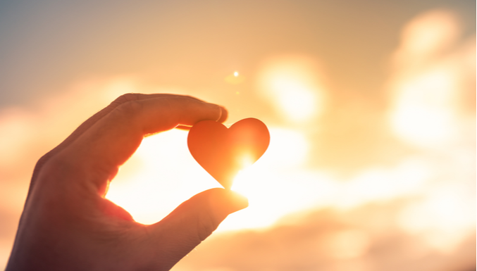 O sol cura até coração partido