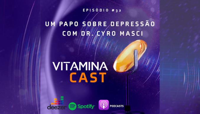 VitaminaCast - Ep. 32 - Um papo sobre depressão