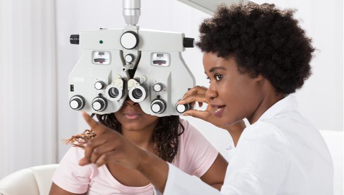 Consultas oftalmológicas têm queda de 35% na pandemia